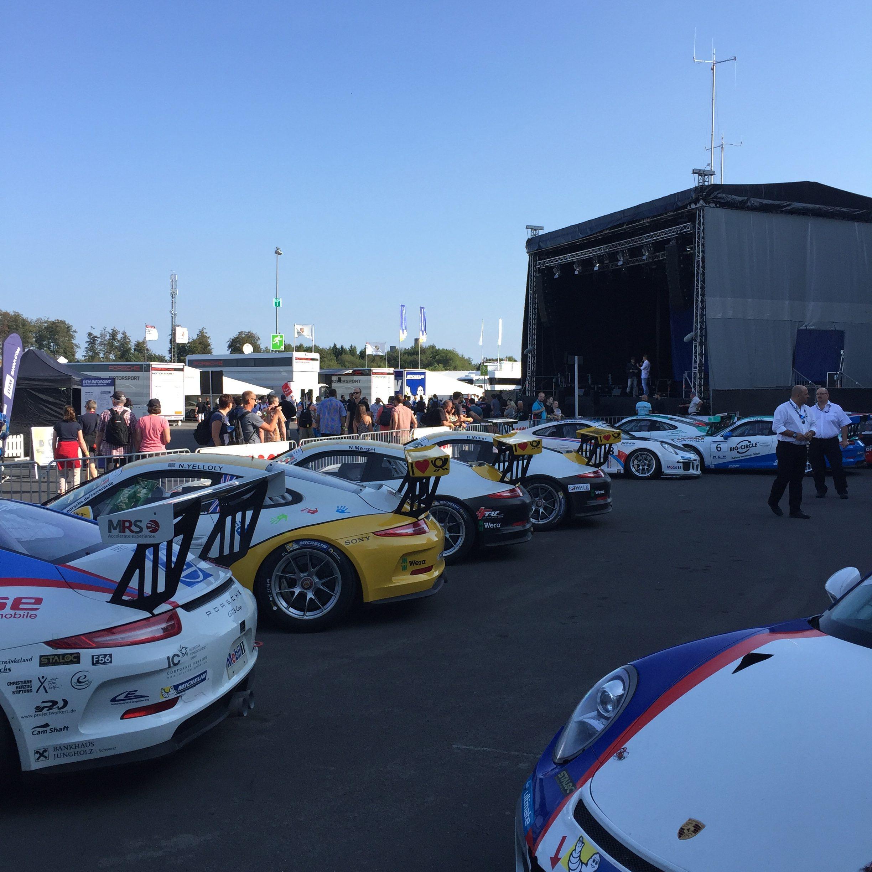 Job: 24-Stunden Rennen am Nürburgring mit Dallmayr